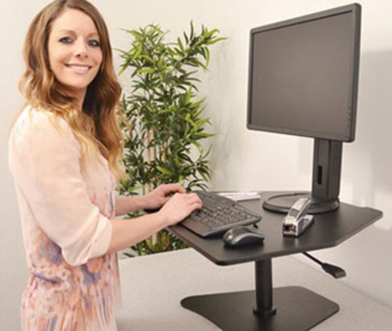 Stand Up Desks, Excellent Solution for Back Pain