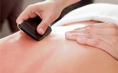 Gua Sha Therapy, & Pain Relief